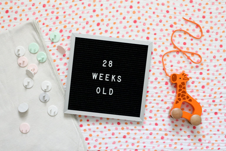 Your 28-Week-Old Baby