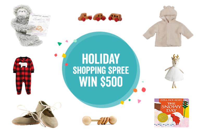 Win a $500 Holiday Shopping Spree