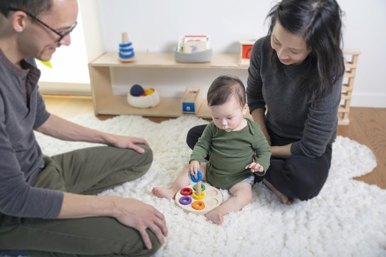 How Montessori Can Help Baby's Development.