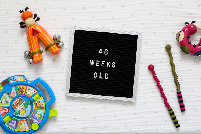 Your 46-Week-Old Baby