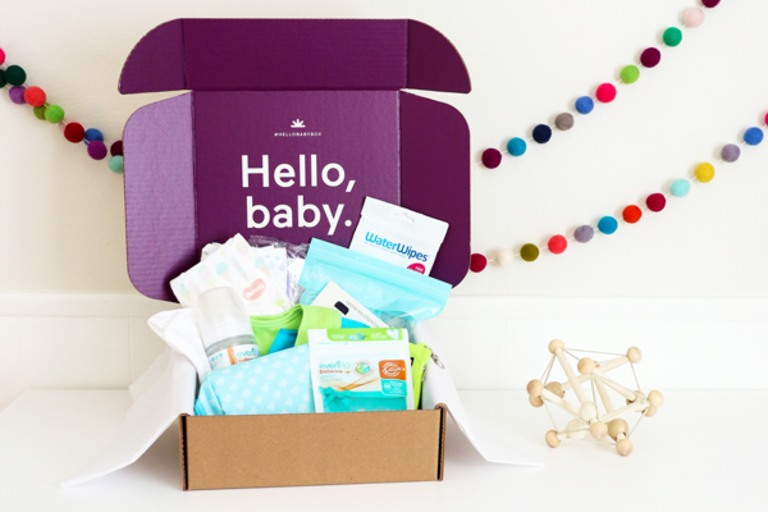 What's Inside the Hello Baby Box