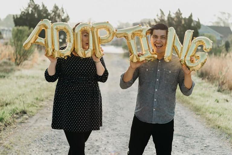 Newborn Adoption Baby Registry.