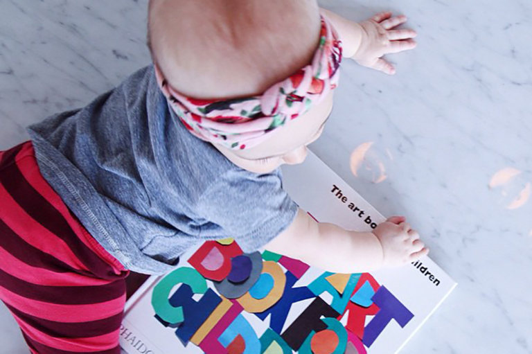 Best Baby Books About Art