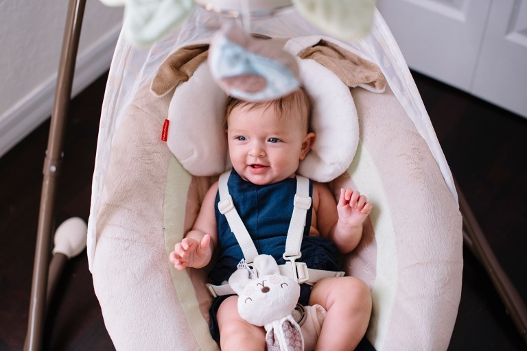 How to Choose a Baby Bouncer, Swing or Rocker