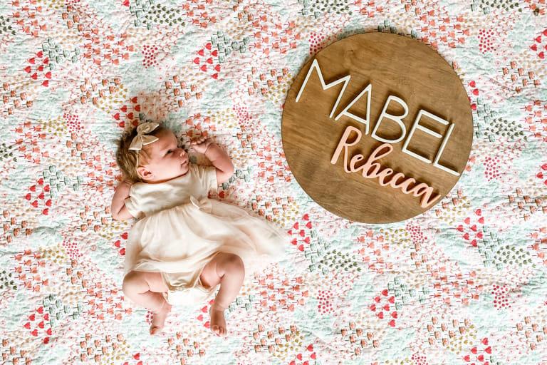 Etsy Baby Registry