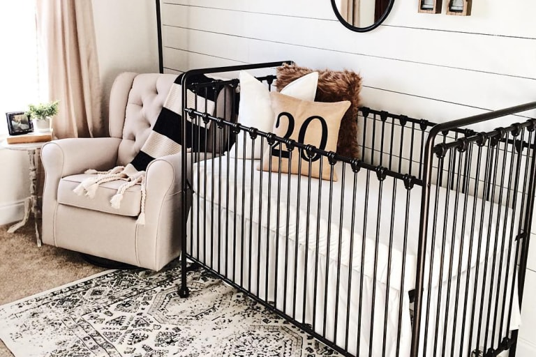 The Best Gender Neutral Nursery Inspiration