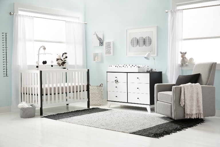 Everything You Need to Build Your Nursery