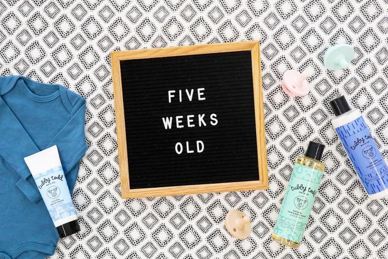 5-Week-Old Baby