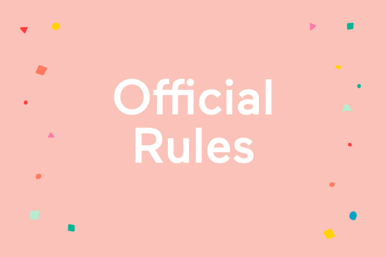 Babylist Digital Promotions General Rules