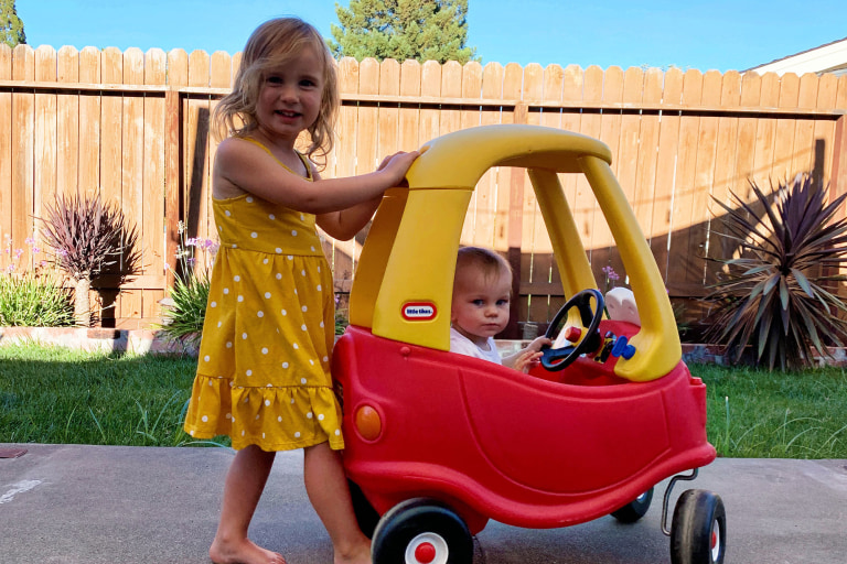 Best Outdoor Toys for Toddlers.