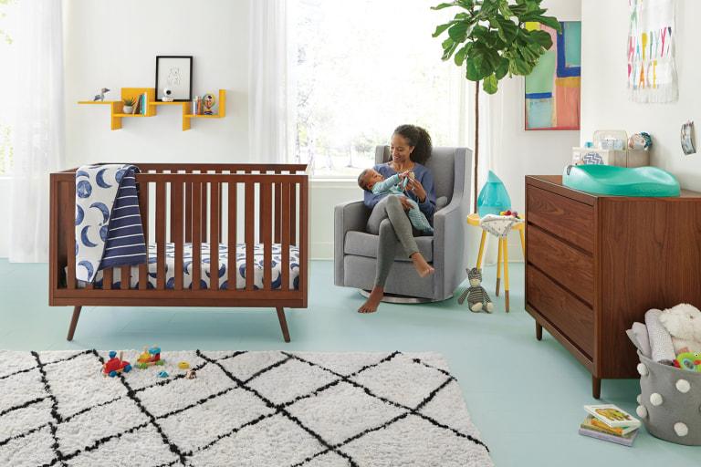 10 Pieces to Help You Build Your Dream Nursery (+1 Bonus!)