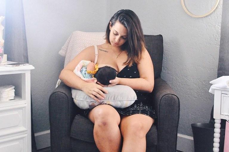 My Feeding Journey: Nikki Stephens