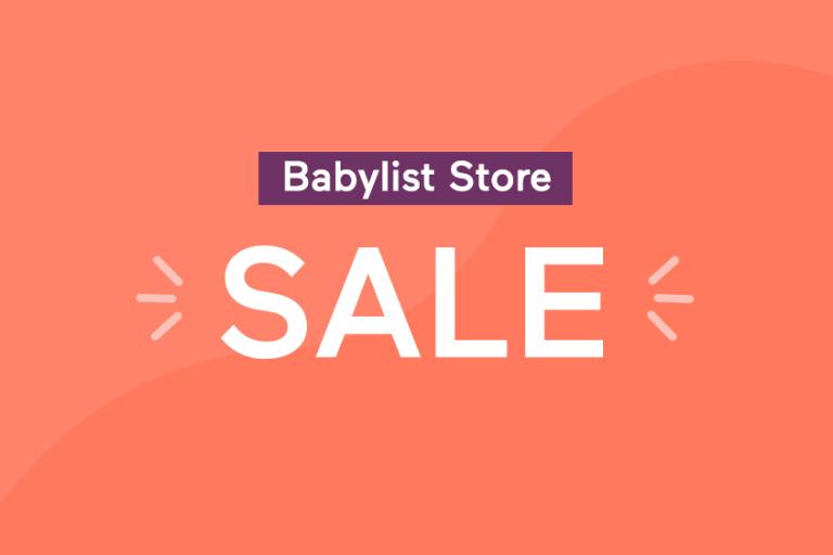Babylist Store Deals