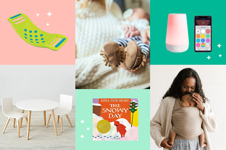 Minimalist Holiday Gift Guide for Babies and Toddlers