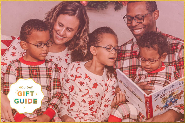 Best Matching Family Holiday Pajamas.