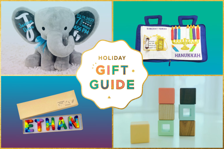 The Best Baby and Toddler Holiday Gifts from Etsy.