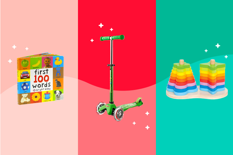 Best Tech-Free Toys for Babies and Toddlers.