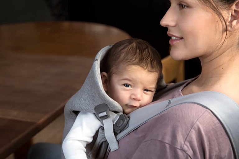 BABYBJÖRN Baby Carrier Mini Review