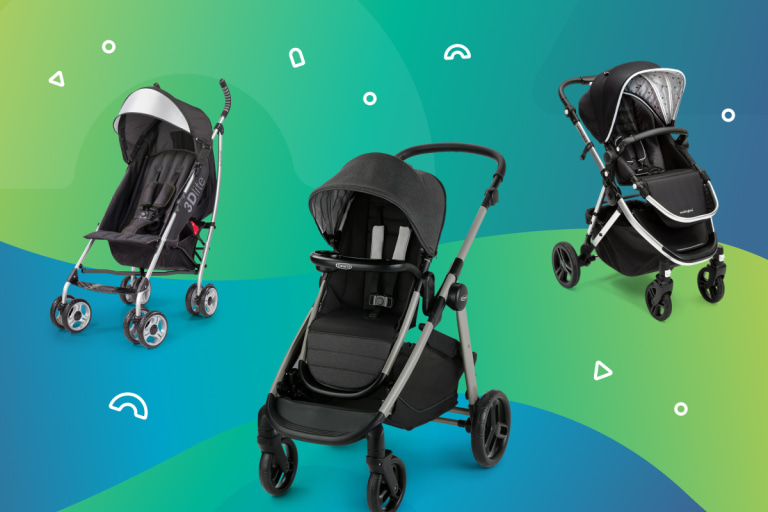 Best Affordable Strollers Under $350