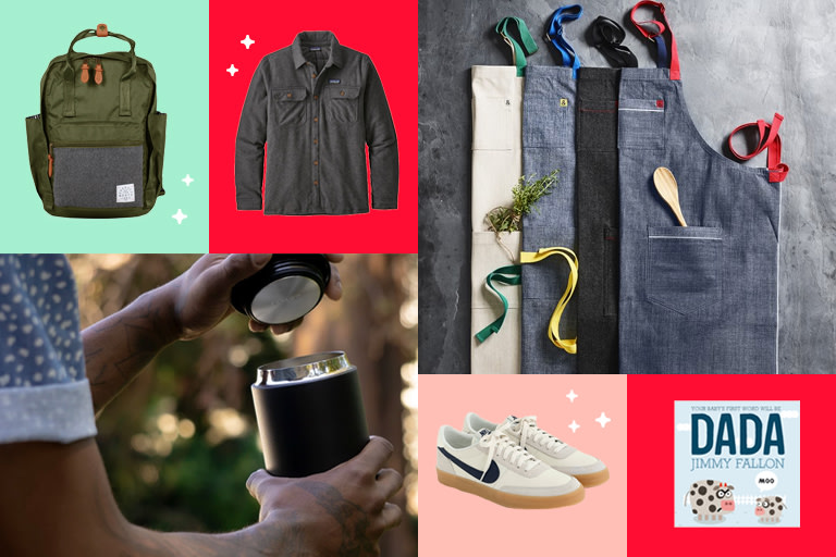 Best Holiday Gifts for New Dads