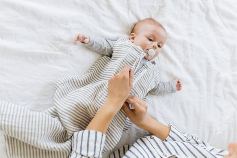 Ronghome Baby Sleeping Bag Winter Soft Flannel Kids Sleepwear Warm Sleepsack Wearable Blanket