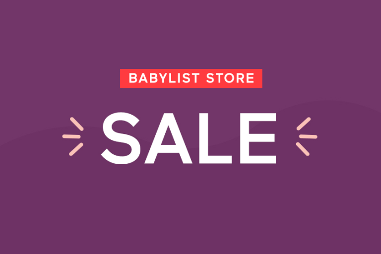 Babylist Store Cyber Monday Deals