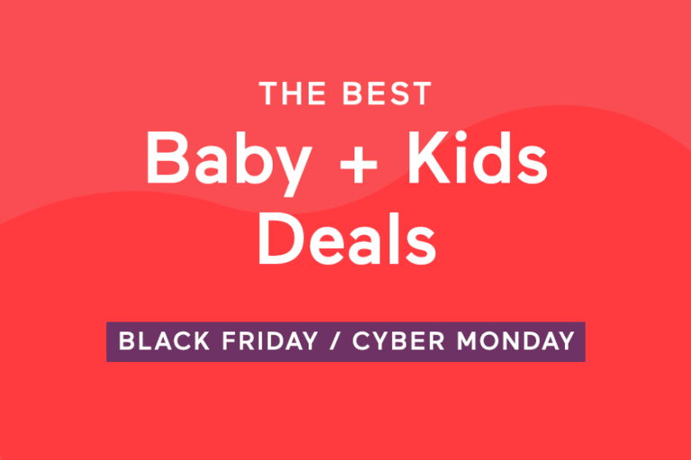 2019 Black Friday Deals for Baby & Kids