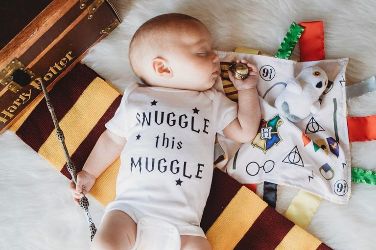 Best Harry Potter Products for Babies and Toddlers.