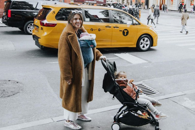Best Strollers for City Living .