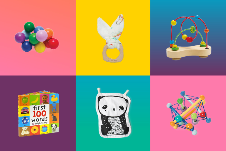 Best Montessori Toys for Babies .