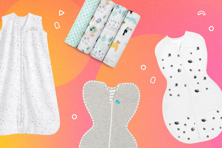Swaddles and Sleep Sacks and Blankets, Oh My!