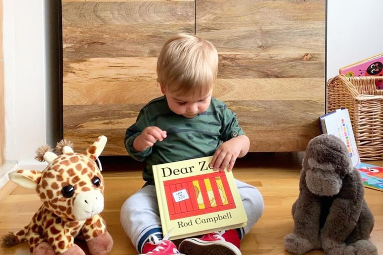 Best Pet Books for Babies and Toddlers