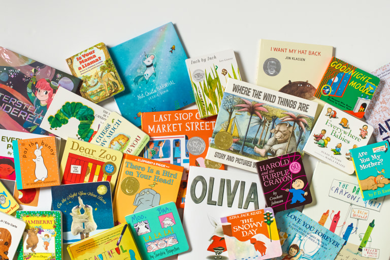 Our Favorite Award-Winning Books for Babies and Toddlers.