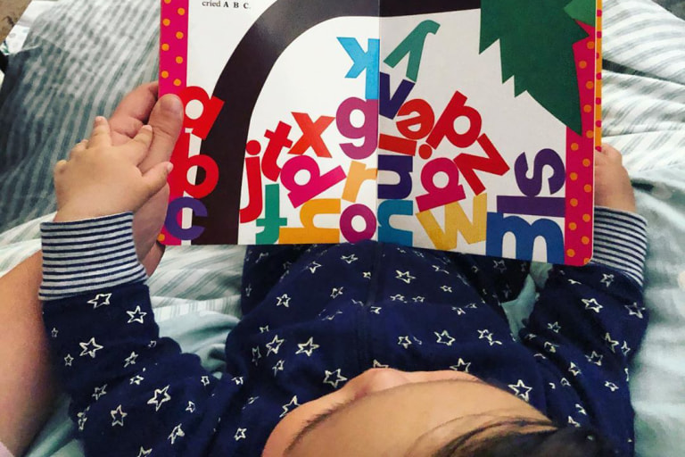 Best ABC Books for Babies and Toddlers.