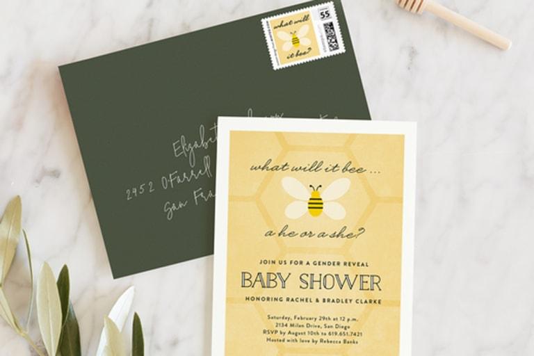 Best Baby Shower Invitations.