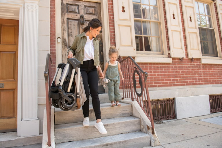 The Nuna TRIV Is a Compact Stroller with Full-Size Features