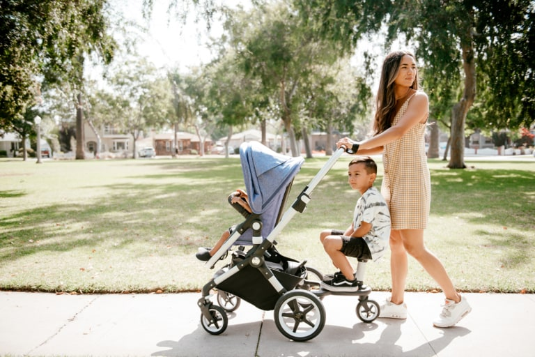 This Lightweight Bugaboo Stroller Does Luxury for Less