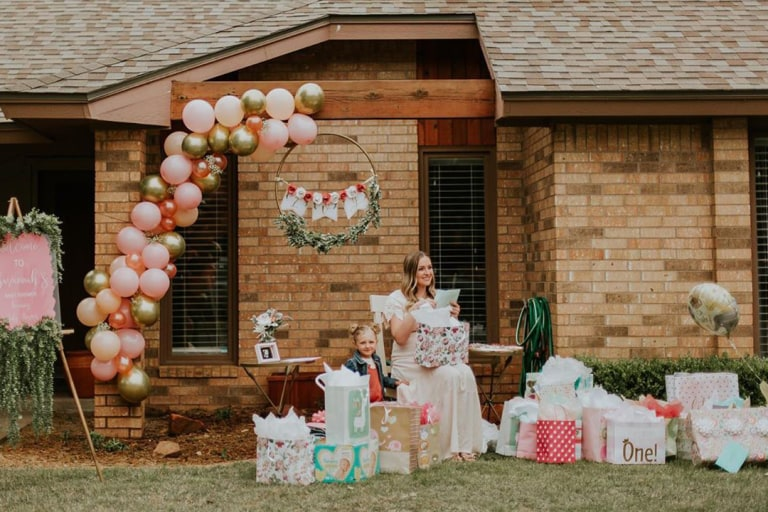Real Life Examples Of Baby Showers During Covid 19