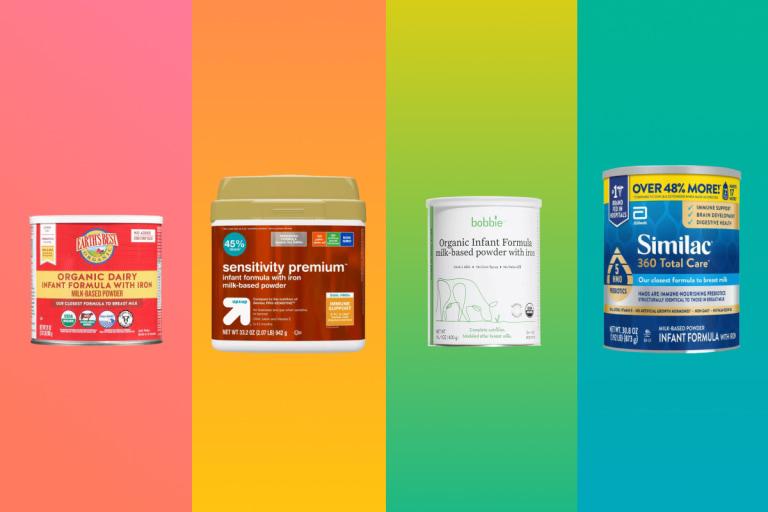 Best Baby Formulas of 2020.