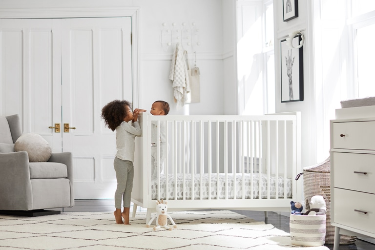 West Elm x Pottery Barn Kids Baby Registry.
