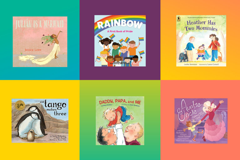 Best LGBTQ Pride Books for Babies and Toddlers.