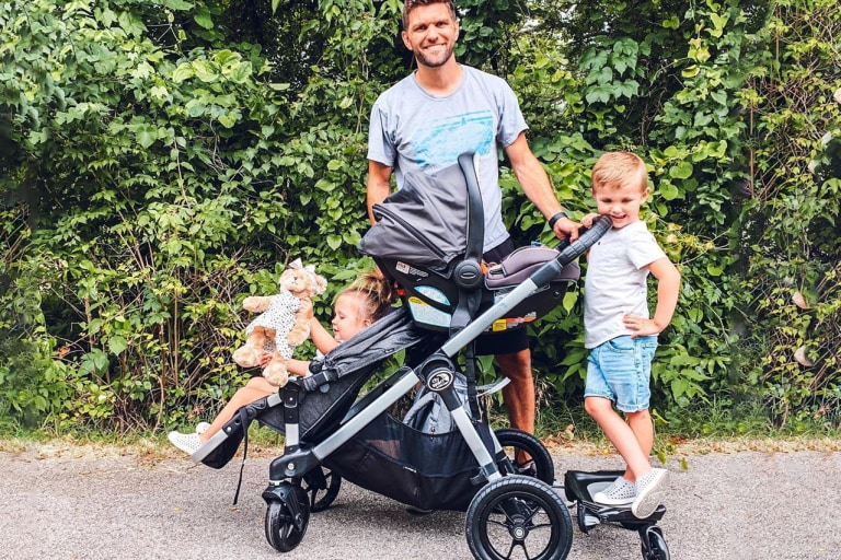 Best Double Strollers of 2021.