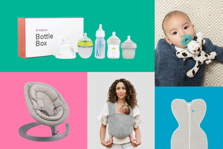 The Best Five Products to Buy for Your Newborn Right Now.