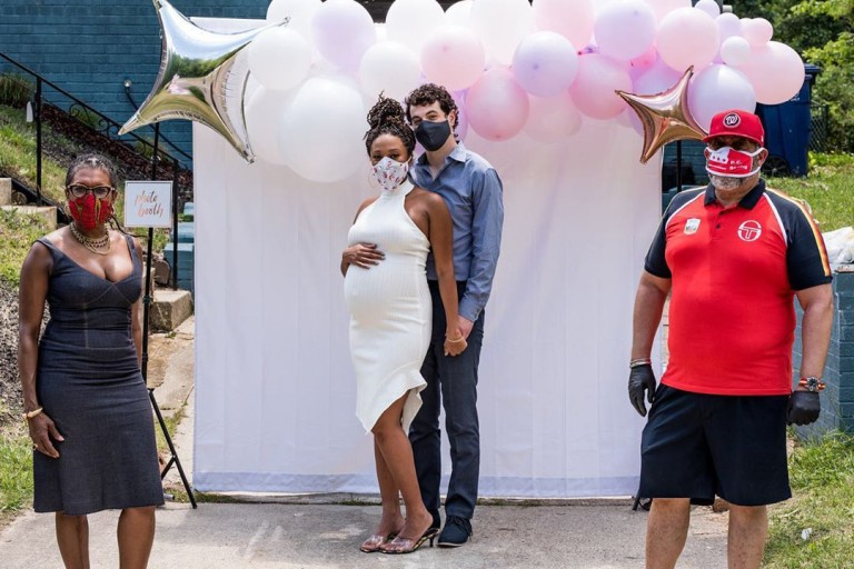 How to Throw a Baby Shower While Social Distancing.
