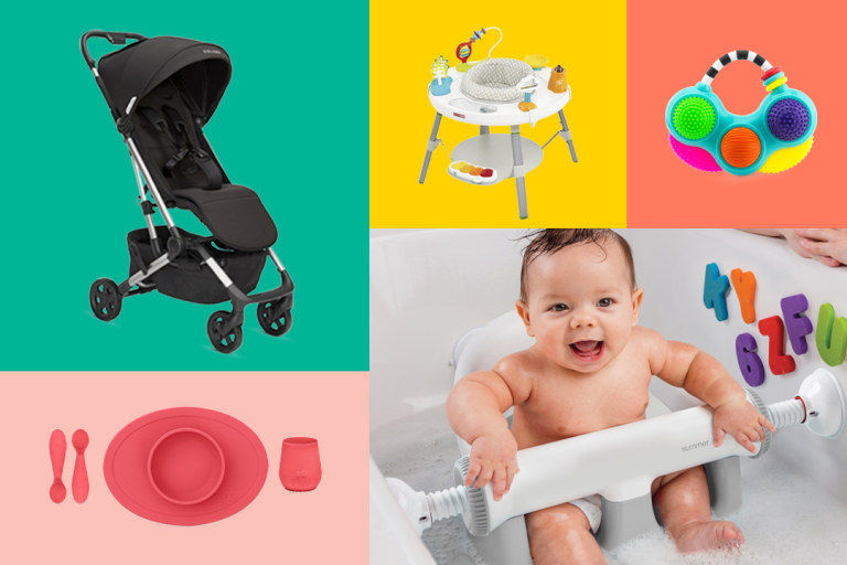 The Best Five Products to Buy for Your Six-Month-Old.
