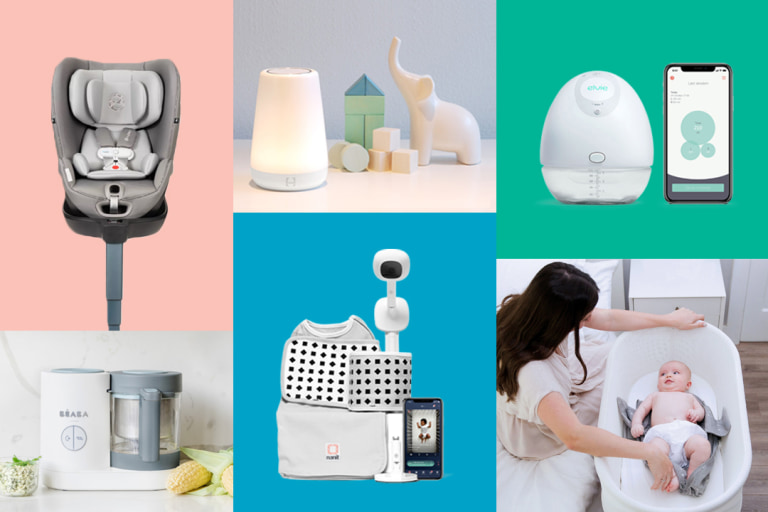 The Best Baby Gear for Tech-Loving Parents.