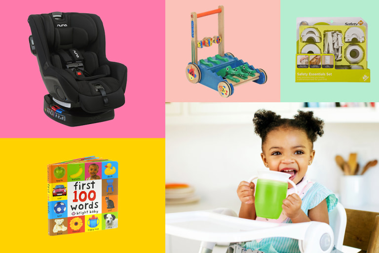 The Best Five Products to Buy for Your Nine-Month-Old.