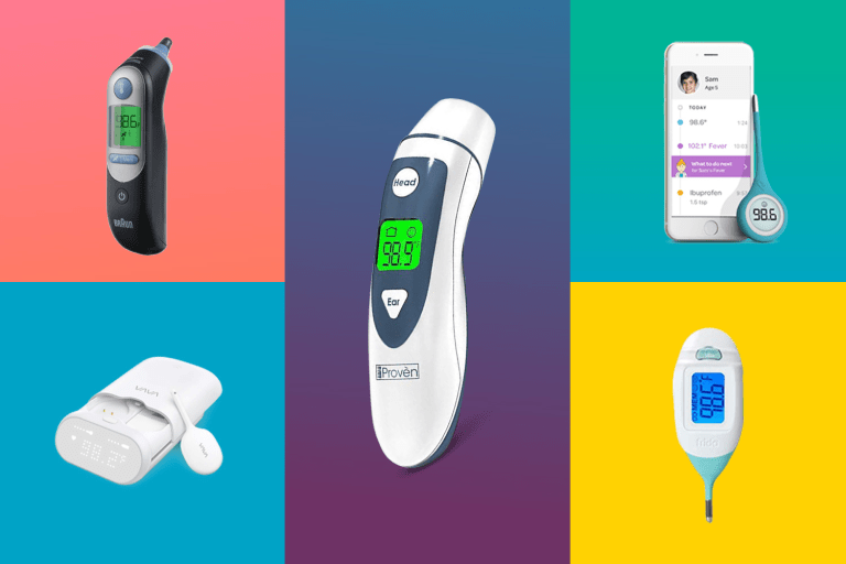 Best Baby Thermometers of 2021.