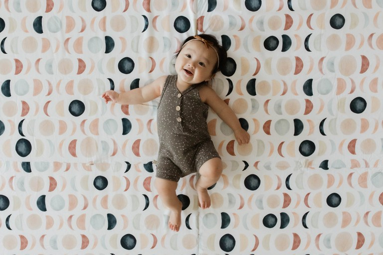 Modern Baby Sample Registry.