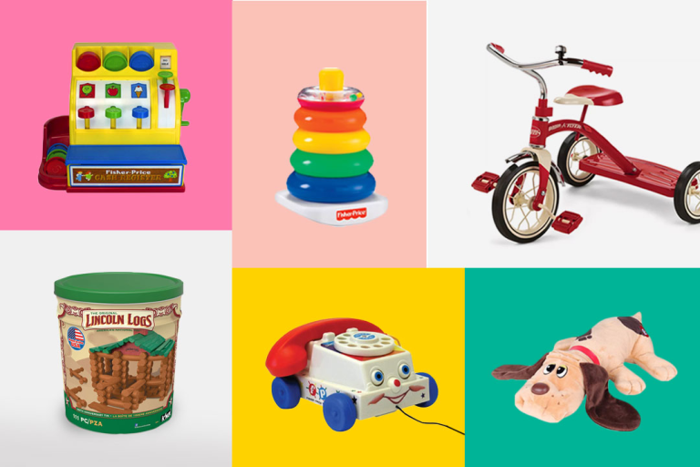Best Baby and Toddler Toys to Make You Nostalgic.